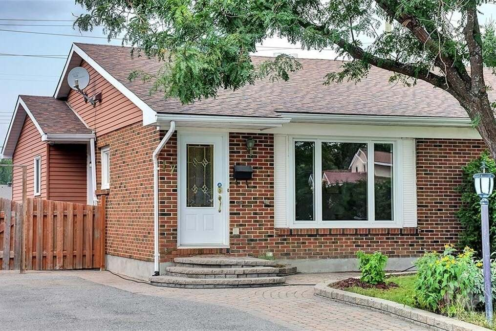 House for sale at 17 Nestow Dr Nepean Ontario - MLS: 1205155