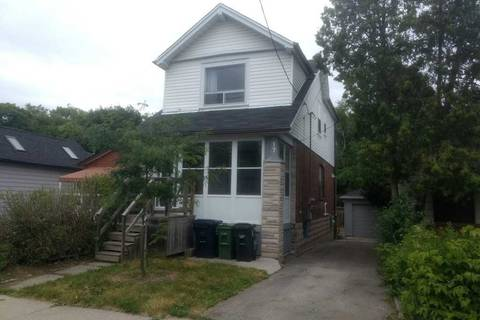 House for rent at 17 Newman Ave Toronto Ontario - MLS: E4530656