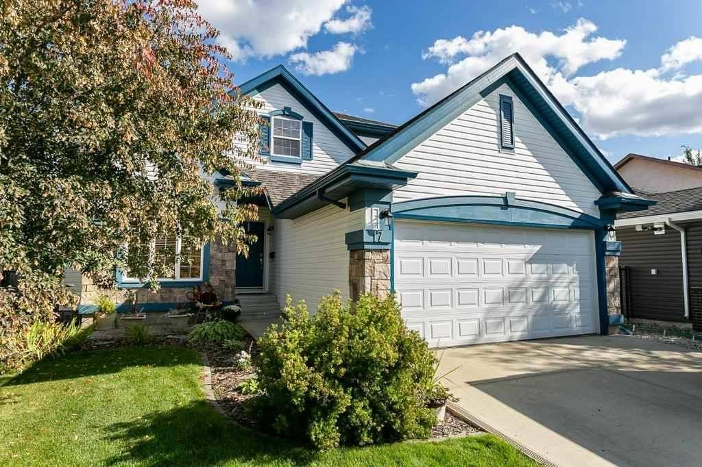 House for sale at 17 Nicola Rd St. Albert Alberta - MLS: E4194979