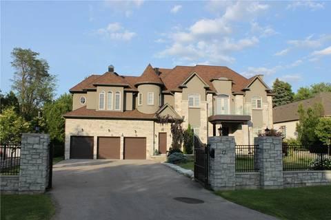 House for sale at 17 Oakbank Rd Vaughan Ontario - MLS: N4522545