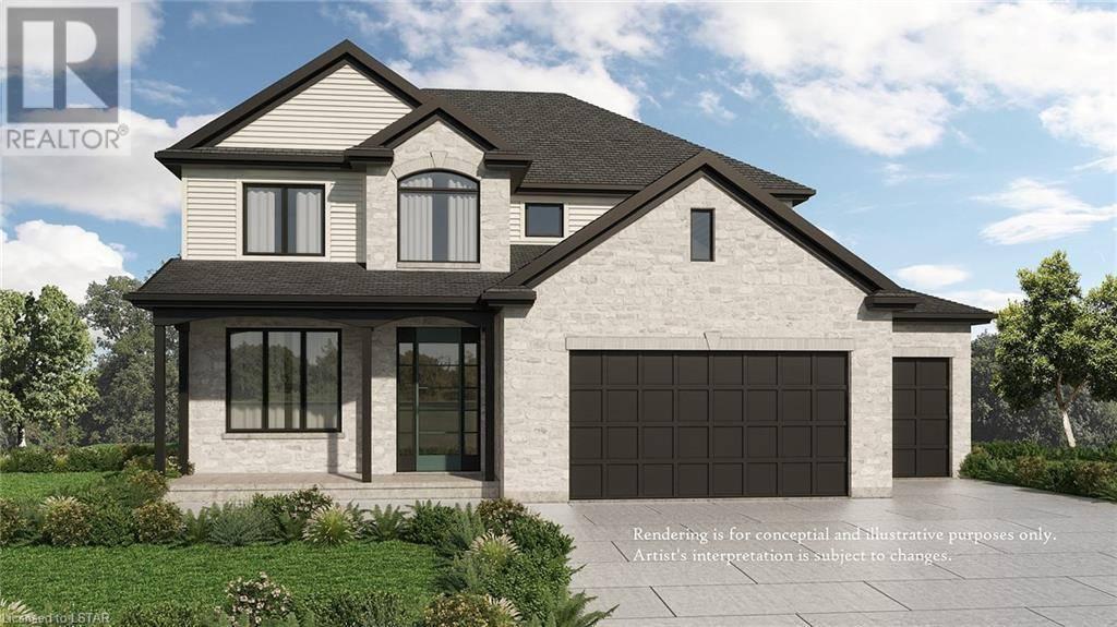 House for sale at 17 Oscar Davis Ct Strathroy Ontario - MLS: 245892