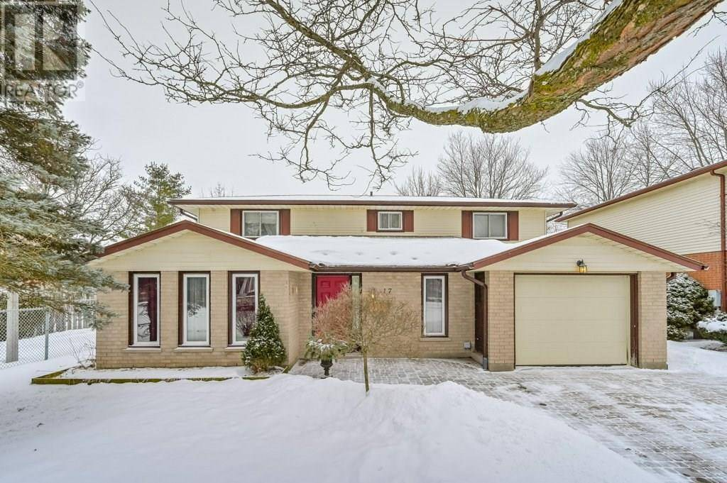 House for sale at 17 Parkview Cres Guelph Ontario - MLS: 30790798