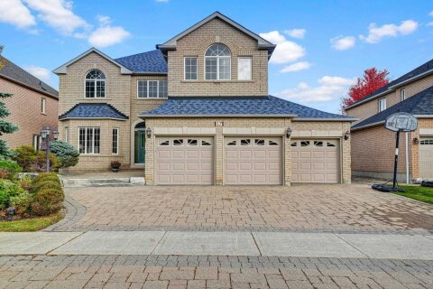 House for sale at 17 Pembrooke Rd Markham Ontario - MLS: N4994271