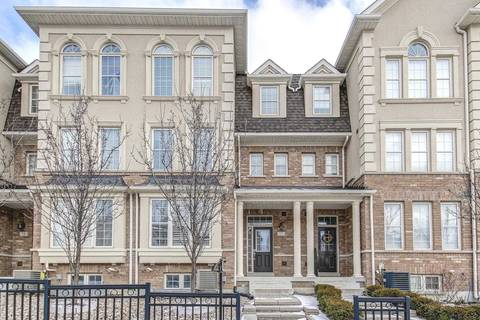 Townhouse for sale at 17 Poetry Dr Vaughan Ontario - MLS: N4665565