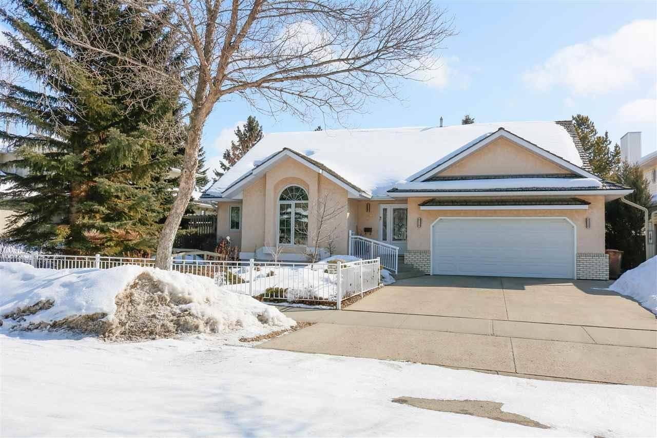 House for sale at 17 Portman Pl St. Albert Alberta - MLS: E4192188