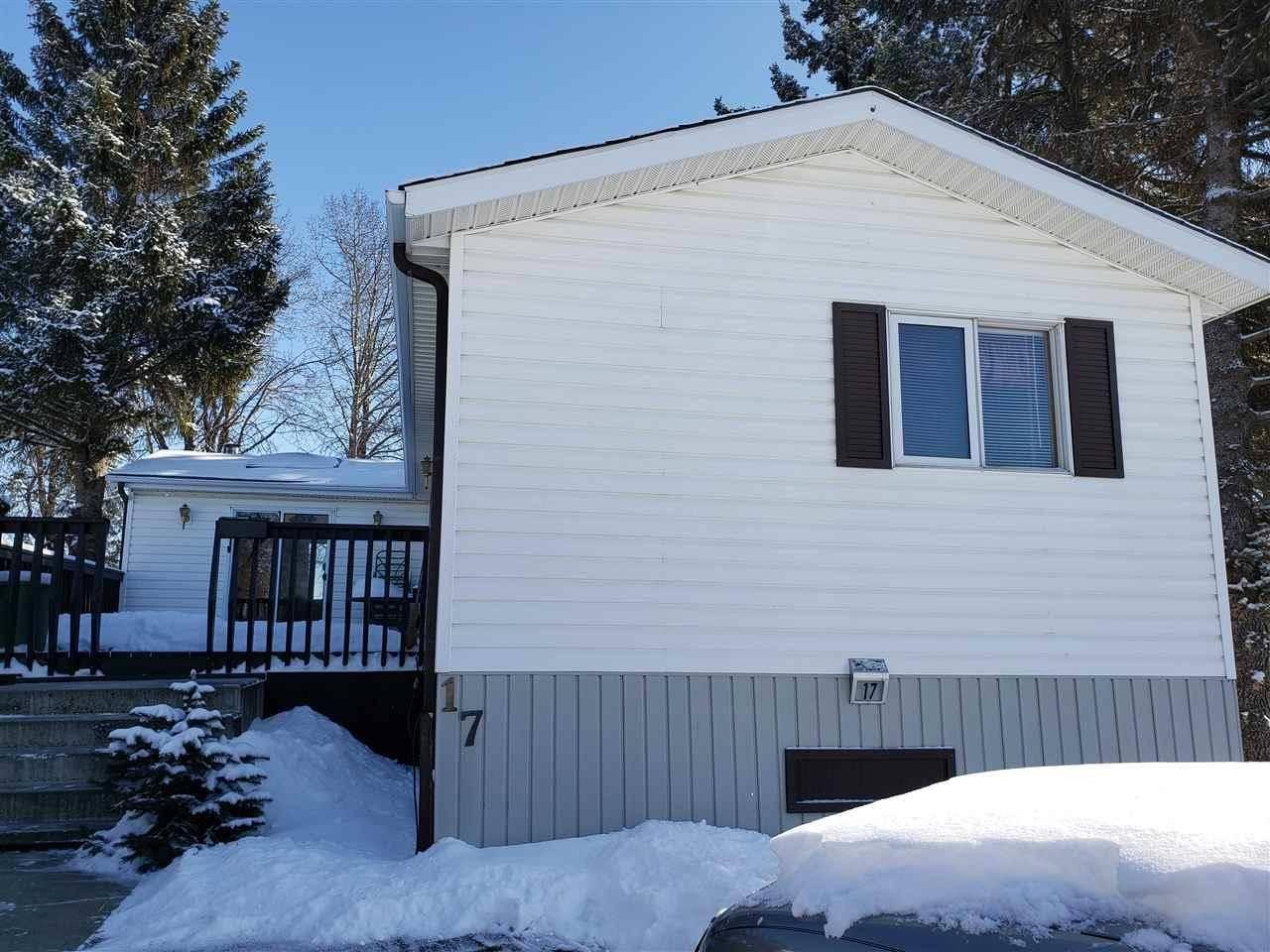 Home for sale at 17 Quarry Cres Nw Edmonton Alberta - MLS: E4192193