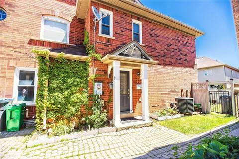 Townhouse for sale at 17 Rain Lily Ln Brampton Ontario - MLS: W4493346