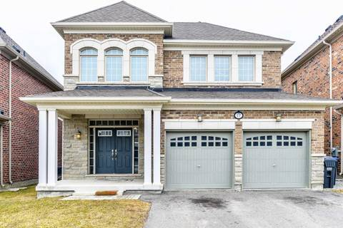 House for sale at 17 Rampart Dr Brampton Ontario - MLS: W4413613