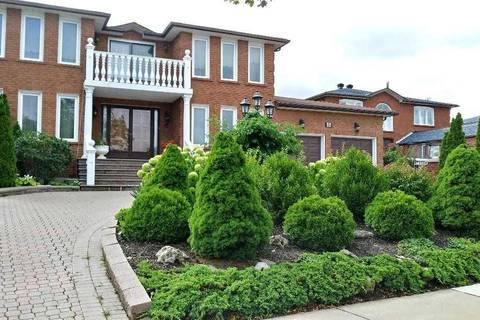 House for sale at 17 Ravenhill Cres Markham Ontario - MLS: N4739642