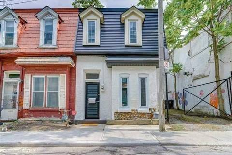 Townhouse for rent at 17 Rebecca St Toronto Ontario - MLS: C4625643