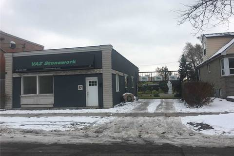 Commercial property for lease at 17 Regent Rd Toronto Ontario - MLS: W4637617