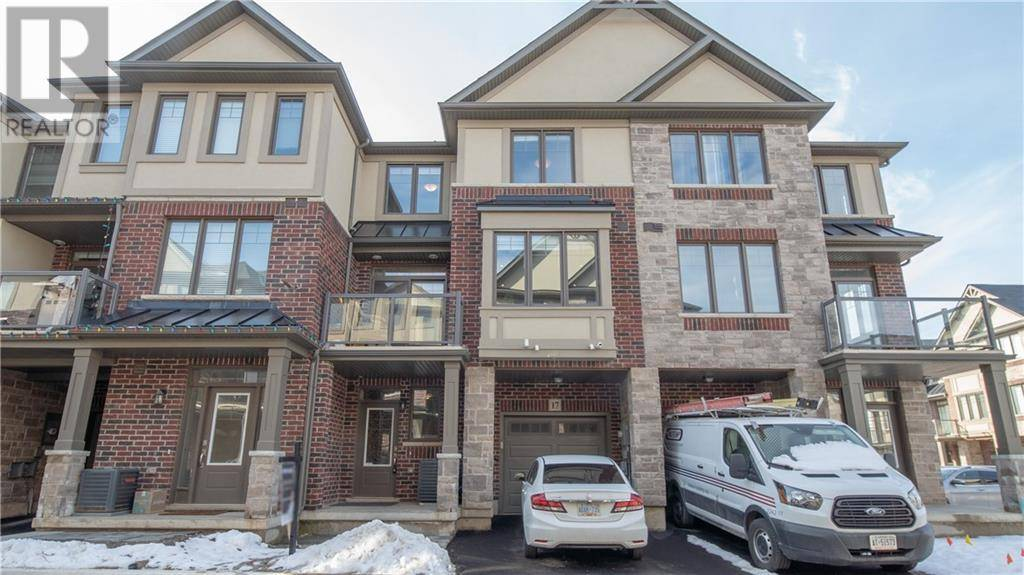 Townhouse for sale at 17 Ritchie Ln Ancaster Ontario - MLS: 30788872