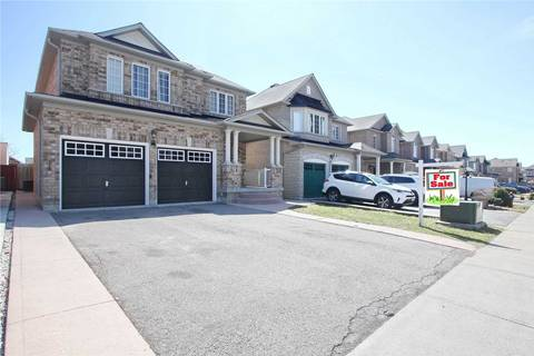 House for sale at 17 River Heights Dr Brampton Ontario - MLS: W4736015