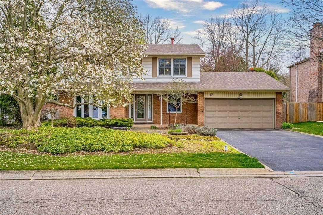 House for sale at 17 Robinhood Dr Dundas Ontario - MLS: H4077278