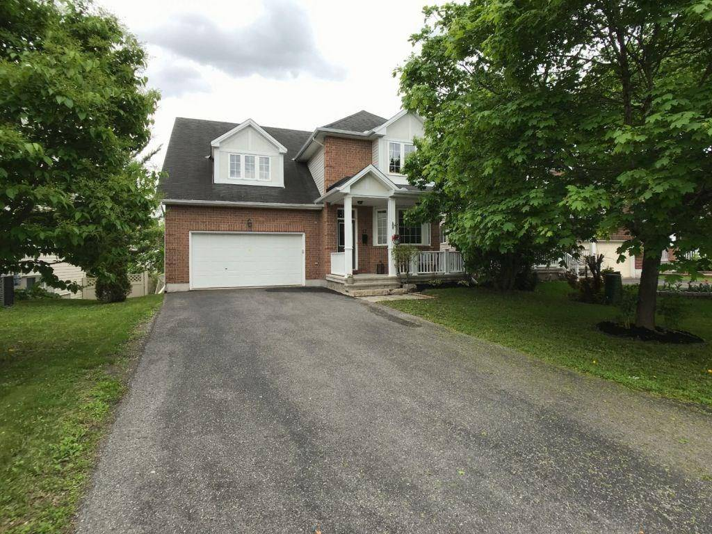 House for sale at 17 Rondeau Pl Kanata Ontario - MLS: 1167980