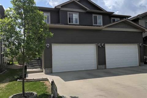 Townhouse for sale at 17 Roseberry Ln Fort Saskatchewan Alberta - MLS: E4155786