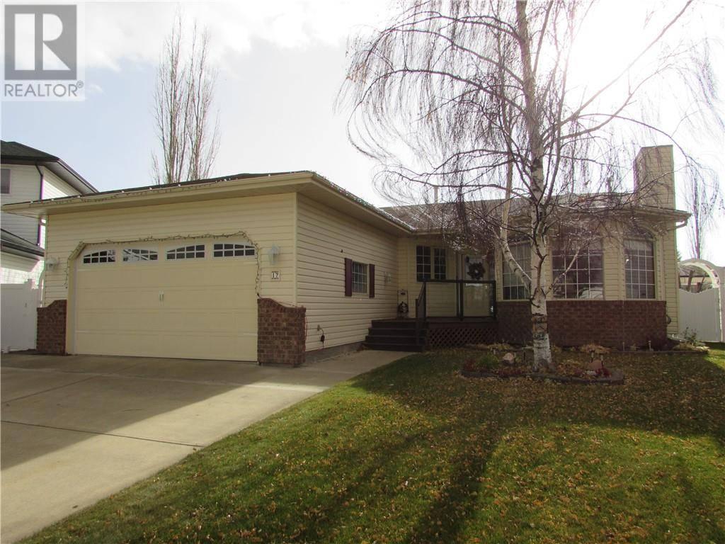 House for sale at 17 Ryan Cs Red Deer Alberta - MLS: ca0178326