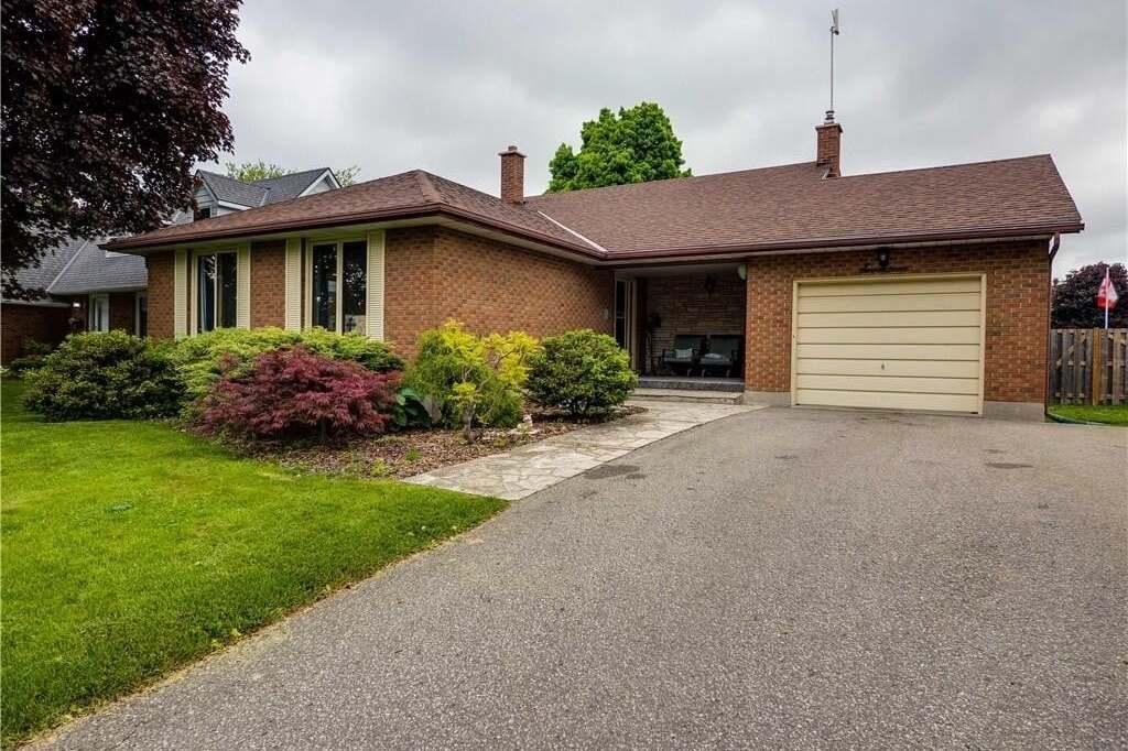 House for sale at 17 Sheridan Blvd Simcoe Ontario - MLS: 30810012