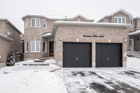 House for sale at 17 Silver Tr Barrie Ontario - MLS: S5088711