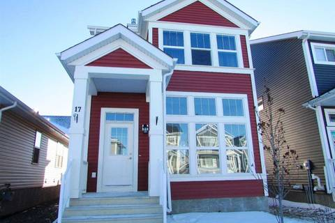 House for sale at 17 Simmonds Pl Leduc Alberta - MLS: E4152064
