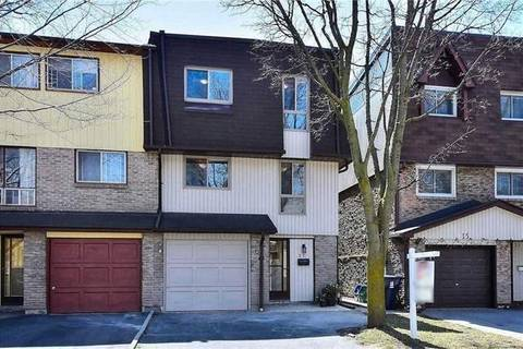 Townhouse for sale at 17 Snapdragon Dr Toronto Ontario - MLS: C4695320