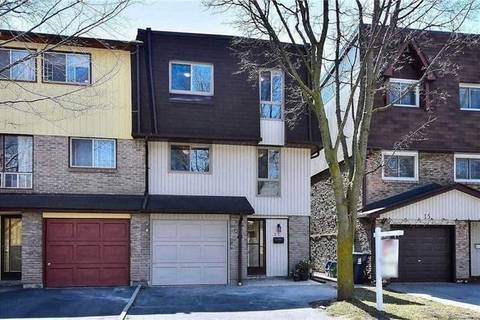 Townhouse for sale at 17 Snapdragon Dr Toronto Ontario - MLS: C4705173