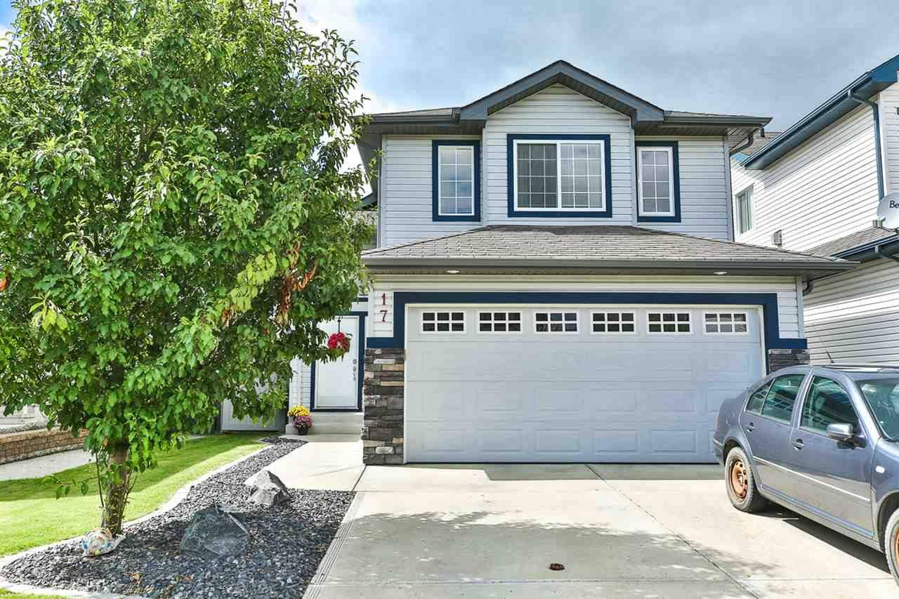 House for sale at 17 Snowdrop Ct Leduc Alberta - MLS: E4169292