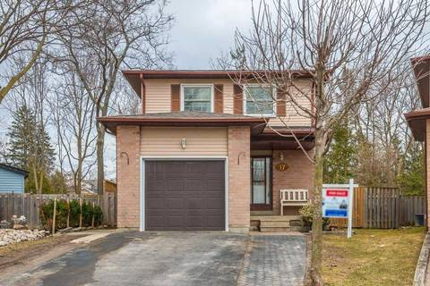House for sale at 17 Spring St Whitchurch-stouffville Ontario - MLS: N4408643