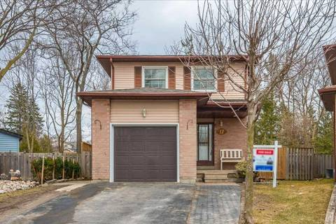 House for sale at 17 Spring St Whitchurch-stouffville Ontario - MLS: N4434526