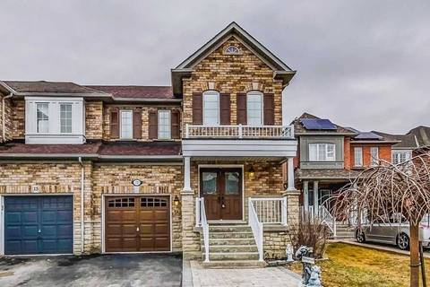 Townhouse for sale at 17 Spring Valley Ct Brampton Ontario - MLS: W4389582