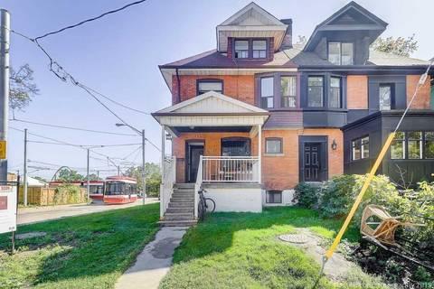 Townhouse for sale at 17 Springhurst Ave Toronto Ontario - MLS: W4629149