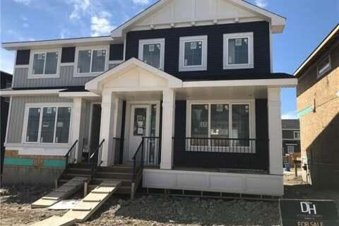 Townhouse for sale at 17 Sunrise Ht Cochrane Alberta - MLS: C4302731