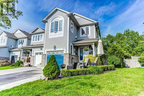 Townhouse for sale at 17 Taft Pl Clarington Ontario - MLS: E4492552