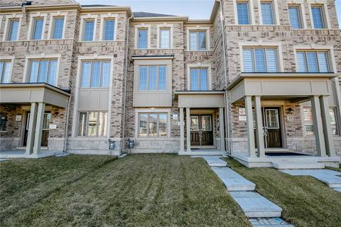 Townhouse for rent at 17 Temple Manor Rd Brampton Ontario - MLS: W4420255