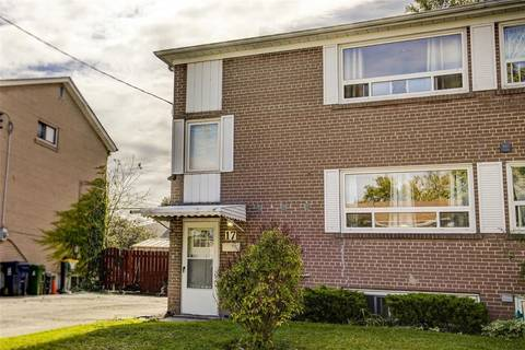Townhouse for sale at 17 Templeton Ct Toronto Ontario - MLS: E4579772