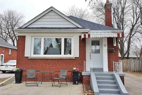 House for sale at 17 Timgren Dr Toronto Ontario - MLS: E4732043