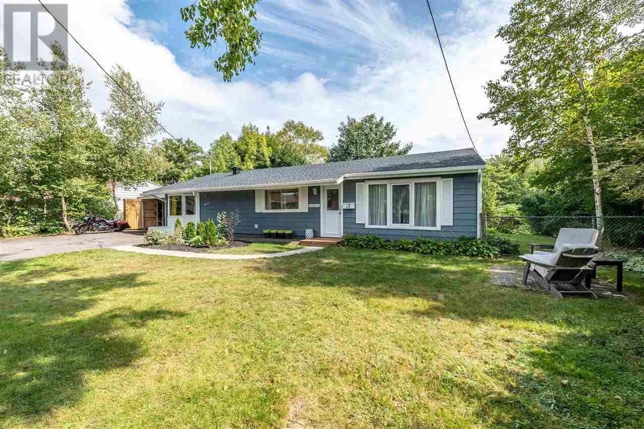 House for sale at 17 Tobermory Rd Dartmouth Nova Scotia - MLS: 202018259