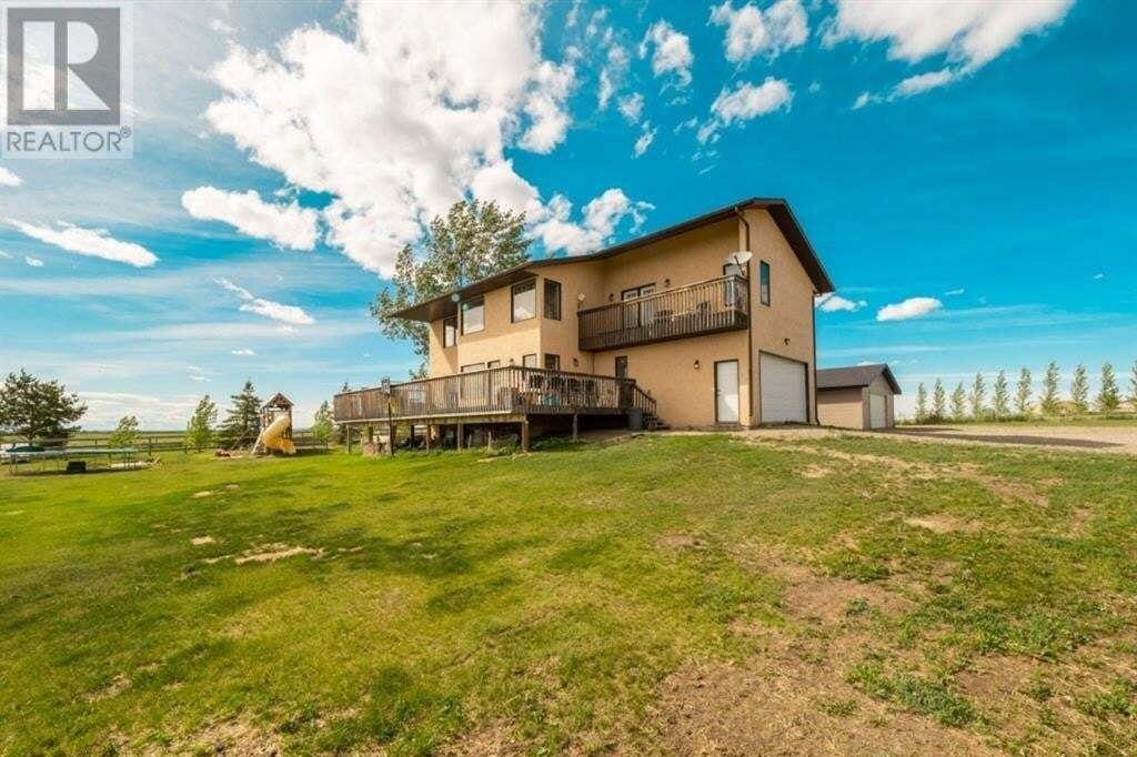 House for sale at 17 Township 101a Rte Coalhurst Alberta - MLS: A1005531
