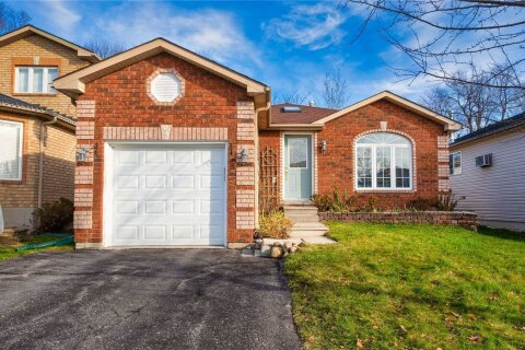 House for sale at 17 Wessenger Dr Barrie Ontario - MLS: S5033376