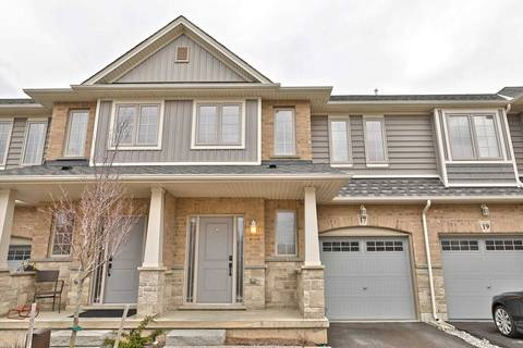 Townhouse for sale at 17 White Star Ln Grimsby Ontario - MLS: X4725520