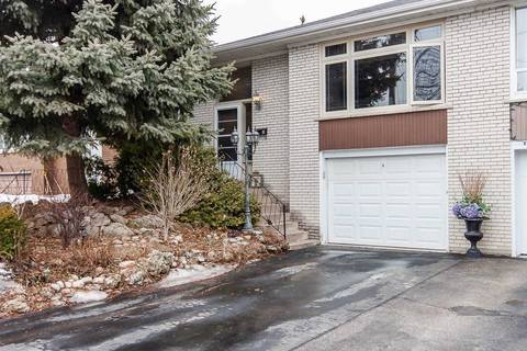 Townhouse for sale at 17 Willesden Rd Toronto Ontario - MLS: C4427493