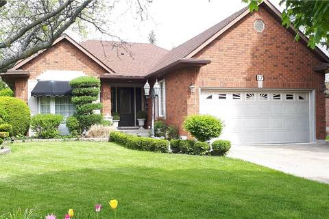 House for sale at 17 Woodside Sq Fonthill Ontario - MLS: 30735714