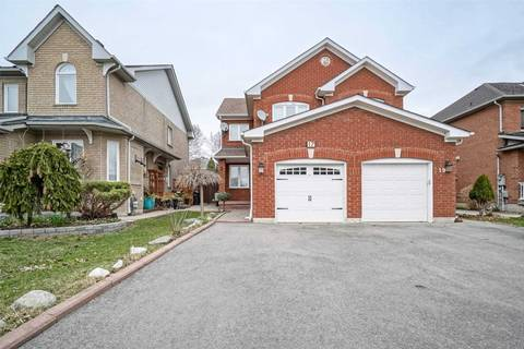 Townhouse for sale at 17 Yellow Brick Rd Brampton Ontario - MLS: W4737236