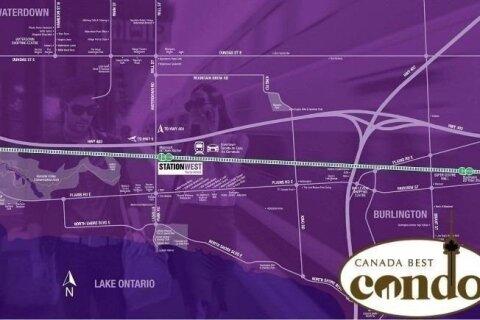 Condo for sale at 1121 Cooke Blvd Unit 170 Burlington Ontario - MLS: W4958663
