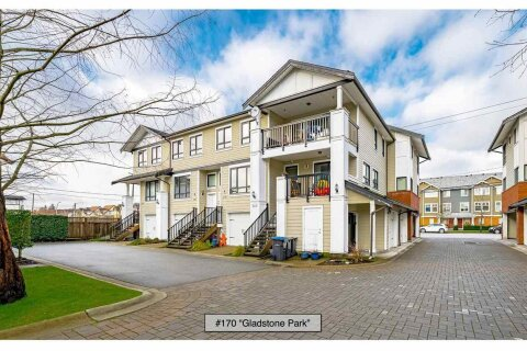 Townhouse for sale at 1130 Ewen Ave Unit 170 New Westminster British Columbia - MLS: R2530035