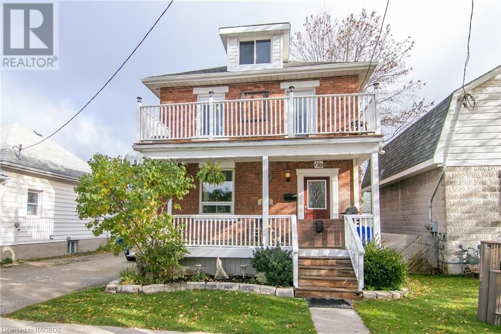 House for sale at 170 12th St East Owen Sound Ontario - MLS: 40037936