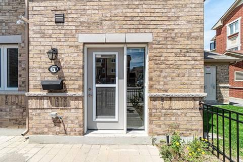 Condo for sale at 250 Sunny Meadow Blvd Unit 170 Brampton Ontario - MLS: W4471332