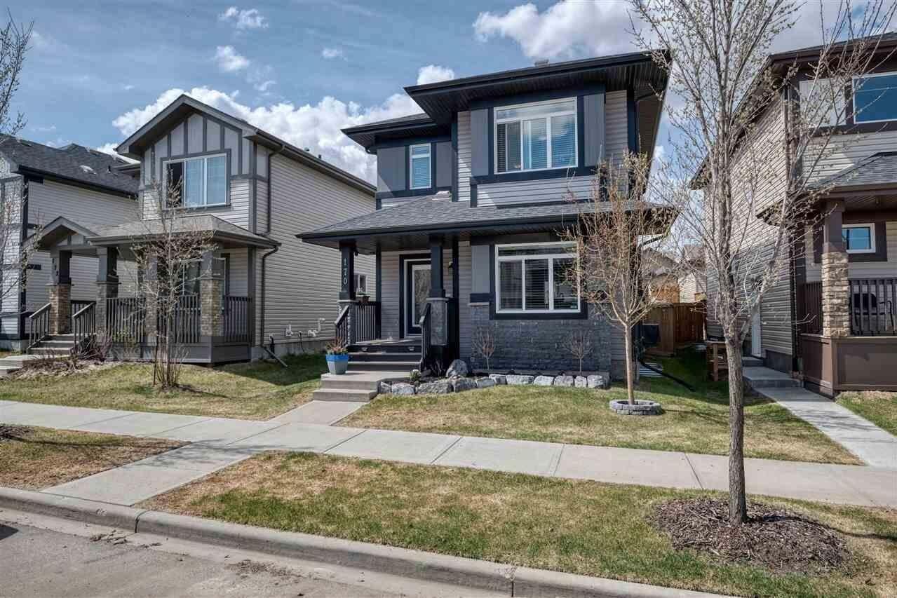 House for sale at 170 Allard Li SW Edmonton Alberta - MLS: E4196425
