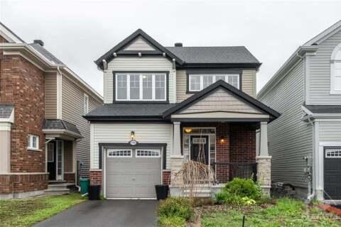 House for sale at 170 Andre Audet St Ottawa Ontario - MLS: 1200986
