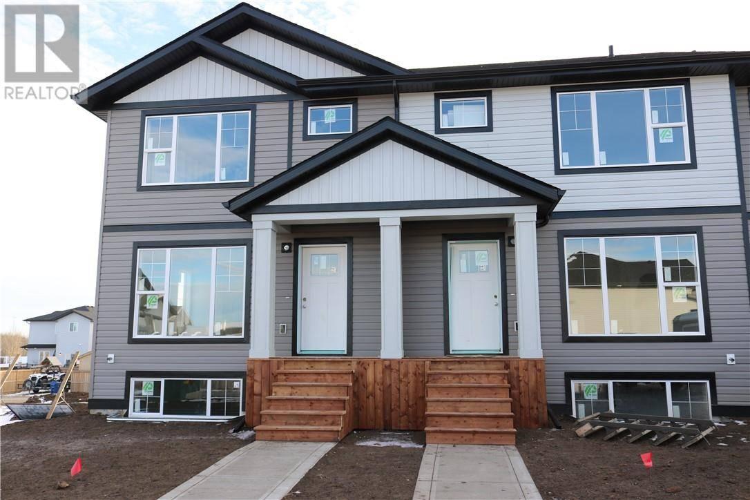 Townhouse for sale at 170 Ava Cres Blackfalds Alberta - MLS: ca0177726